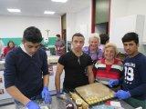 2015 - Interkulturelle Begegnung und gemeinsames Plätzchenbacken